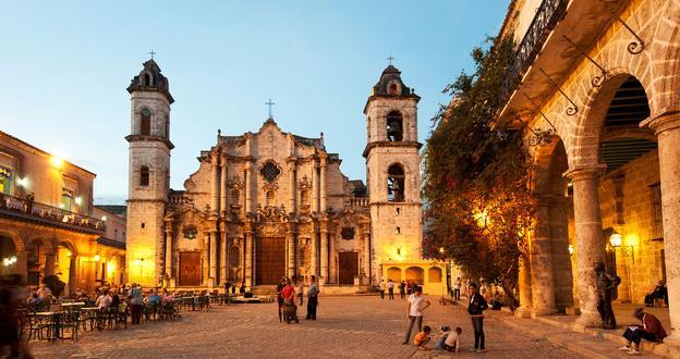 San Cristobal Cuba