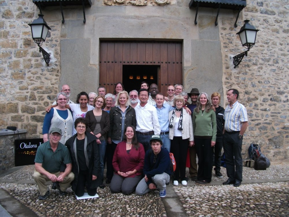 Mondragon Group Photo 2010
